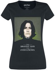 Snape The Bravest Man