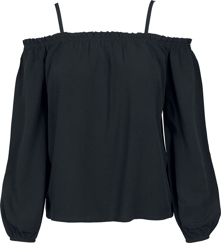 Ladies Cold Shoulder Longsleeve