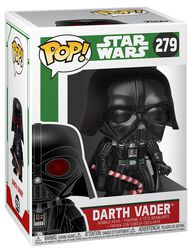 Holiday Darth Vader (Chase-möjlighet) vinylfigur 279