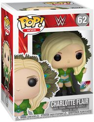 Charlotte Flair vinylfigur 62