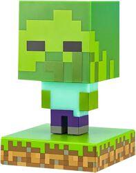 Zombie Icon - Lampa