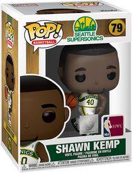 Seattle SuperSonics - Shawn Kemp vinylfigur 79