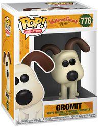 Wallace & Gromit Gromit vinylfigur 776