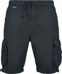 Double Pocket Cargo Shorts