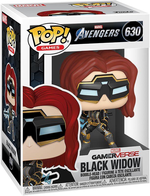 Black Widow (chase-möjlighet) vinylfigur 630
