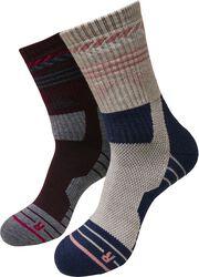 Hiking Performance Socks 2-Pack