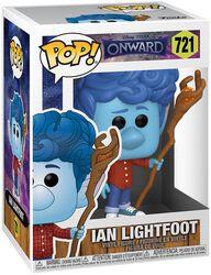 Ian Lightfoot vinylfigur 721