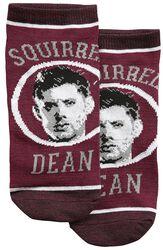 Dean Winchester - Squirrel
