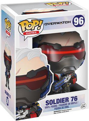 Soldier 76 vinylfigur 96
