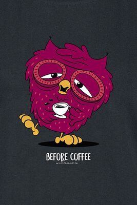 T-shirt + Mugg Before & After Coffee