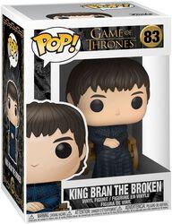 King Bran The Broken vinylfigur 83