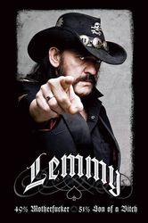 Lemmy Kilmister - 49% Mofo