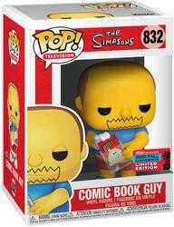 NYCC 2020 - Comic Book Guy vinylfigur 832