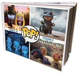 World of POP (Funko SHop Europe) - Volym 5