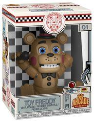 Toy Freddy vinylfigur