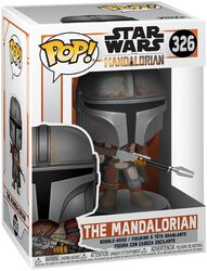 The Mandalorian  - vinylfigur 326