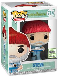 The Life Aquatic ECCC 2019 - Steve (Funko Shop Europe) vinylfigur 714