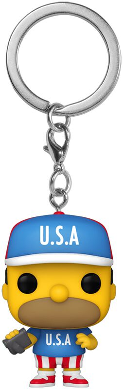 USA Homer Pocket Pop!