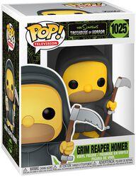 Grim Reaper Homer vinylfigur 1025
