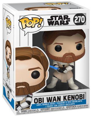 Clone Wars - Obi Wan Kenobi vinylfigur 270