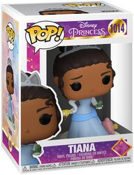 Ultimate Princess - Tiana Vinyl Figure 1014