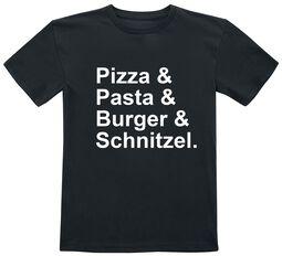 Pizza & Pasta & Burger & Schnitzel