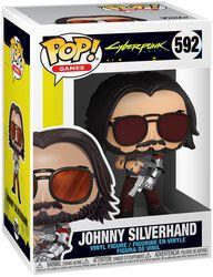 Johnny Silverhand vinylfigur 592
