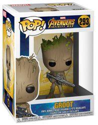 Infinity War - Groot vinylfigur 293