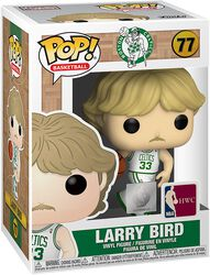 Boston Celtics - Larry Bird vinylfigur 77