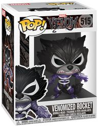 Venomized Rocket vinylfigur 515