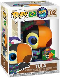 Around the World - Tula (POP and Pin) (Brazil) (Funko Shop Europe) vinylfigur 02