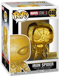 Marvel Studios 10 - Iron Spider (Chrome) vinylfigur 440