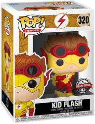 Kid Flash (Chase-möjlighet) vinylfigur 320
