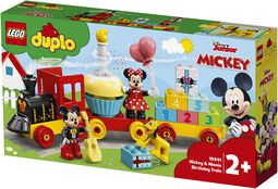 10941 - DUPLO - Mickey & Minnie Birthday Train