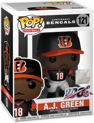Cincinnati Bengals - A.J. Green vinylfigur 121