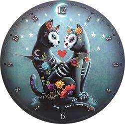 Starry Night Clock