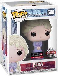 Elsa vinylfigur 590