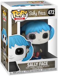 Sally Face vinylfigur 472