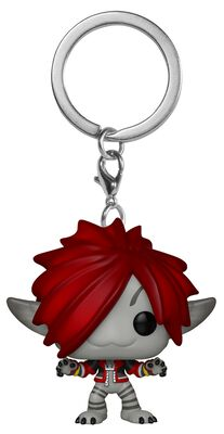 3 - Sora (Monsters, INC.) Pocket Pop nyckelring