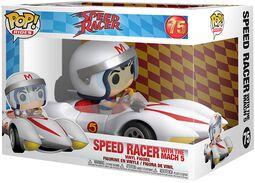 Speed Racer Speed Racer With Mach 5  (POP Rides)  vinylfigur 75