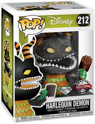 Harlequin Demon (Glitter) vinylfigur 212