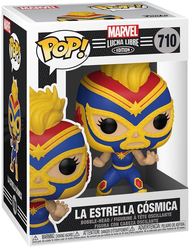 La Estrella Cosmica - Marvel Luchadores - vinylfigur 710