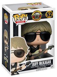 GN'R Duff McKagan Rocks vinylfigur 52