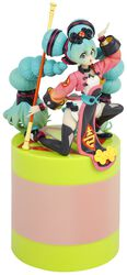 Vocaloid Noodle Stopper PVC Statue Hatsune Miku China Dress (Arcade Game Prize)