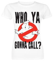 Who Ya Gonna Call?