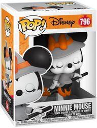 Minnie (Halloween) vinylfigur 796