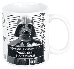 Darth Vader - Mug Shot