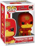 Radioactive Man vinylfigur 496