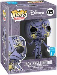 Jack (Art Series) (Med skyddsbox) vinylfigur 05