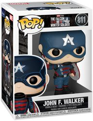 John F. Walker vinylfigur 811